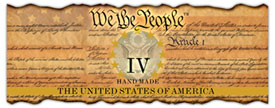 We the People cigar band